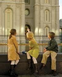 Cosa pensano i mormoni delle famiglie?